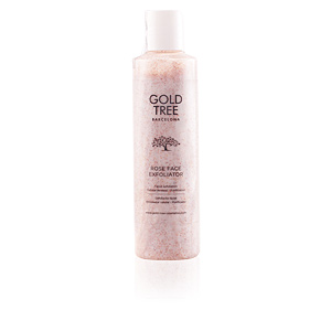 Gold Tree Barcelona ROSE face exfoliator 200 ml