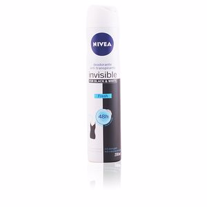Nivea BLACK & WHITE INVISIBLE FRESH deodorant spray 200 ml