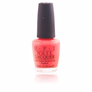 Opi NAIL LACQUER #NLH43-Hot & spicy