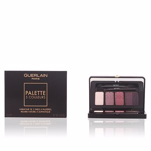 Guerlain PALETTE 5 COULEURS #01-rose barbare