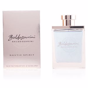 Baldessari NAUTIC SPIRIT eau de toilette spray 90 ml