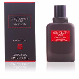 Givenchy GENTLEMEN ONLY ABSOLUTE eau de perfume spray 50 ml