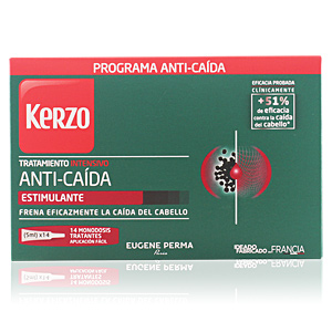 Kerzo Treatment INTENSIVO anticaída estimulante 14 x 5 ml