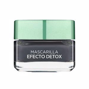 L'Oréal ARCILLAS PURAS carbón mascarilla efecto detox 50 ml