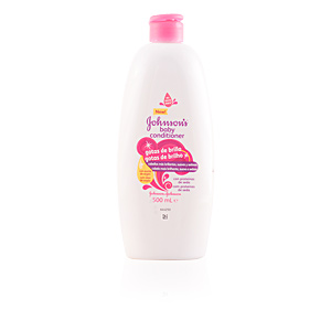 Johnson's BABY acondicionador gotas de brillo 500 ml