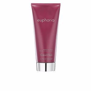 Calvin Klein EUPHORIA sensual skin lotion 200 ml
