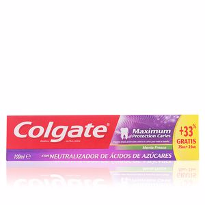 Colgate MAXIMUM PROTECTION anti-caries dentífrico 75ml+33%