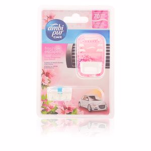 Ambi Pur CAR ambientador aparato + recambio #for her 7 ml