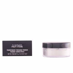 Mac PREP + PRIME transparent finnishing powder 9 gr
