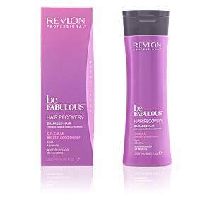 Revlon BE FABULOUS hair recovery cream conditioner 250 ml