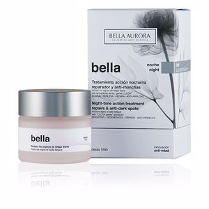Bella Aurora BELLA NIGHT night-time action treatment repairs & anti-dark spots 50 ml