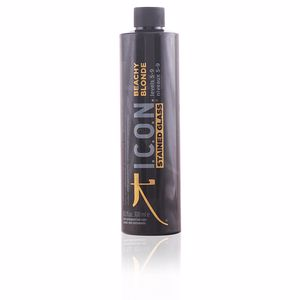I.c.o.n. STAINED GLASS BEACHY BLONDE semi-permanent levels 5-9 300 ml