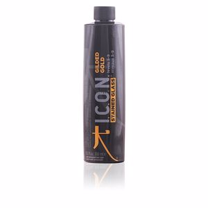 I.c.o.n. STAINED GLASS GILDED GOLD semi-permanent levels 5-9 300 ml