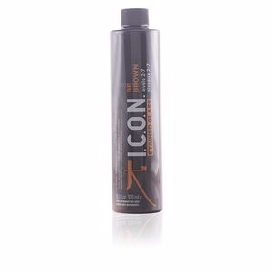 I.c.o.n. STAINED GLASS BE BROWN semi-permanente levels 2-7 300 ml
