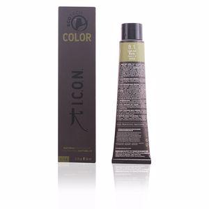 I.c.o.n. ECOTECH COLOR natural color #8.1 light ash blonde 60 ml