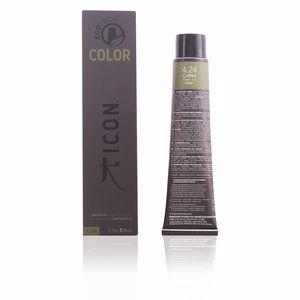 I.c.o.n. ECOTECH COLOR natural color #4.24 coffee 60 ml
