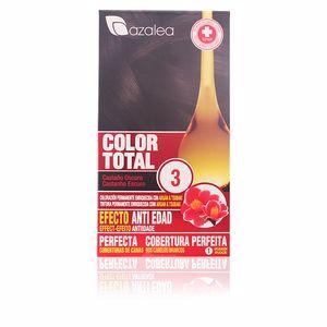 Azalea COLOR TOTAL #3-castaño oscuro