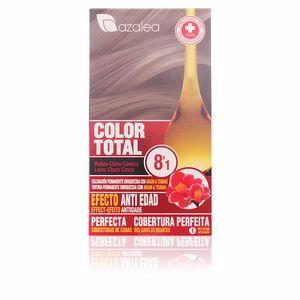 Azalea COLOR TOTAL #8,1 rubio claro ceniza