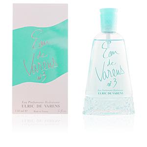 Urlic De Varens EAU DE VARENS Nº3 eau parfumante hydratante 150 ml