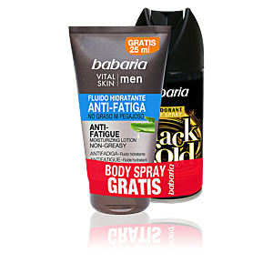 Babaria BABARIA MEN VITAL SKIN ANTIFATIGA set