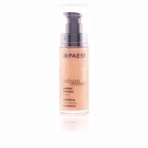 Paese SEBUM CONTROL mattifying and covering foundation #404