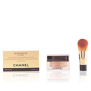 Chanel SUBLIMAGE LE TEINT teint crème  #BR22-beige rosé