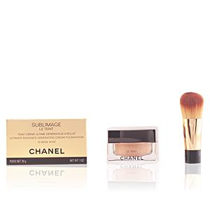 Chanel SUBLIMAGE LE TEINT teint crème #BR32-beige rosé