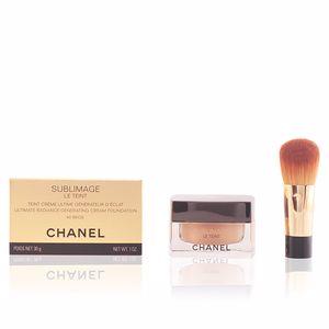 Chanel SUBLIMAGE LE TEINT teint crème #B40-beige