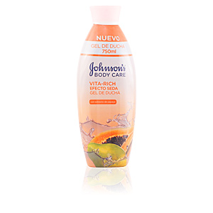 VITA-RICH EFECTO SEDA PAPAYA shower gel 750 ml