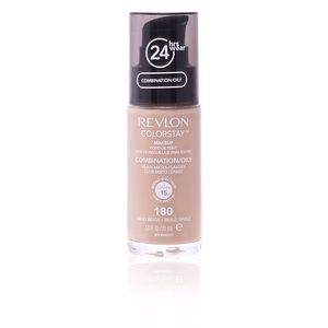 Revlon Make Up COLORSTAY foundation combination/oily #180-sand beige