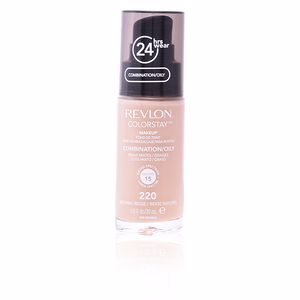 Revlon Make Up COLORSTAY foundation combination/oily skin #220-naturl beige