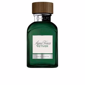 AGUA FRESCA VETIVER eau de toilette spray 120 ml