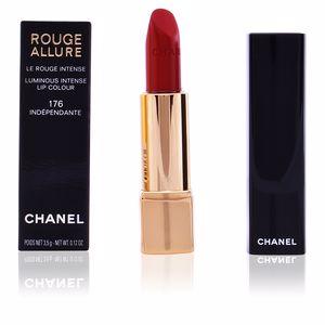 Chanel ROUGE ALLURE le rouge intense #176-indépendante