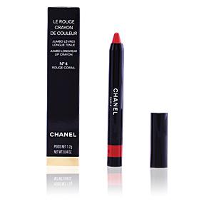 Chanel LE ROUGE CRAYON DE COULEUR #4-rouge corail