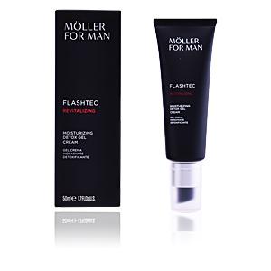 Anne Möller POUR HOMME moisturizing detox gel cream 50 ml