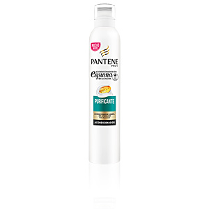 Pantene ACONDICIONADOR ESPUMA purificante 180 ml