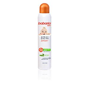SOLAR INFANTIL SPF50 emulsión spray