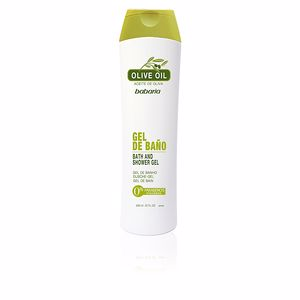 Babaria ACEITE DE OLIVA shower gel 600 ml
