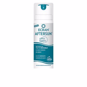 Ecran ECRAN AFTERSUN ULTRALIGERO reparador invisible 145 ml