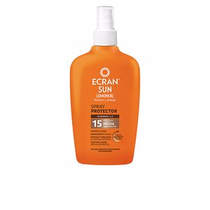Ecran SUN LEMONOIL leche protectora SPF15 spray 200 ml