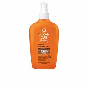 SUN LEMONOIL leche protectora SPF15 spray 200 ml