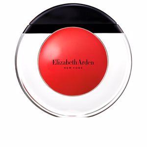 Elizabeth Arden SHEER KISS lip oil #rej red