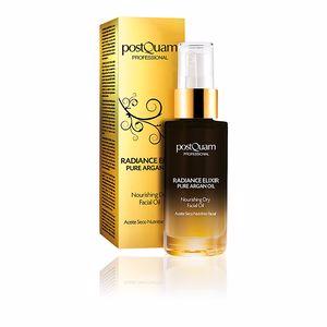 Postquam RADIANCE ELIXIR pure argan oil nourishing facial oil 30 ml