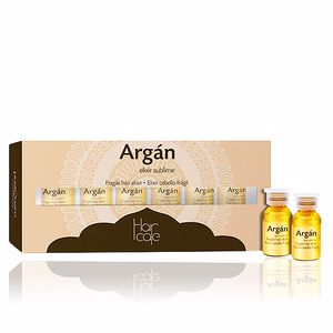 Postquam HAIRCARE ARGAN SUBLIME fragile hair elixir 6 x 3 ml