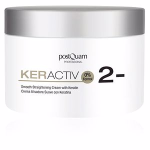 Postquam HAIRCARE KERACTIV smooth straightening cream with keratin 20