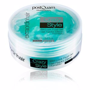 Postquam HAIR CARE EXTRAORDINHAIR crazy style wet look fluid gel 100