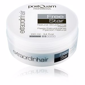 Postquam HAIRCARE EXTRAORDINHAIR free star natural structuring paste