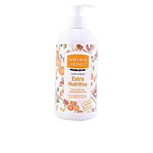Natural Honey EXTRA NUTRITIVA loción corporal dispenser 400 ml