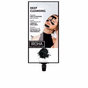 Iroha DETOX CHARCOAL BLACK peel-off mask