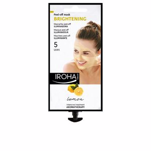 Iroha PEEL-OFF MASK brightening lemon 5 uses